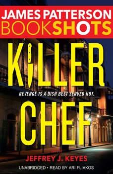 Killer Chef, James Patterson
