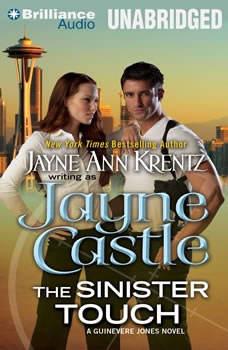 The Sinister Touch: A Guinevere Jones Novel, Jayne Castle