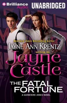 The Fatal Fortune: A Guinevere Jones Novel, Jayne Castle