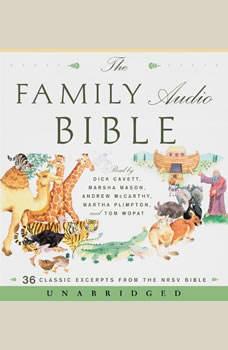 The Family Audio Bible, Dick Cavett