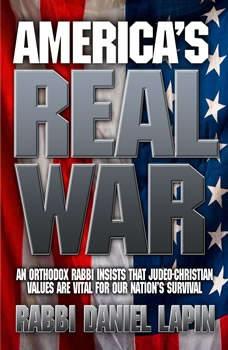 America's Real War, Rabbi Daniel Lapin