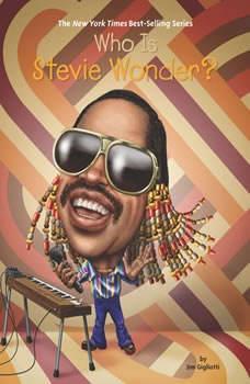 Who is Stevie Wonder?, Jim Gigliotti