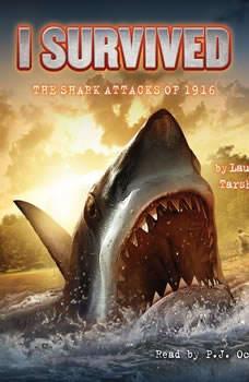 I Survived #02: I Survived the Shark Attacks of 1916, Lauren Tarshis