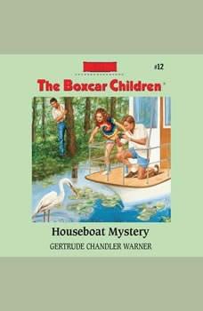 Houseboat Mystery, Gertrude Chandler Warner