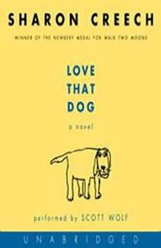 Love That Dog, Sharon Creech