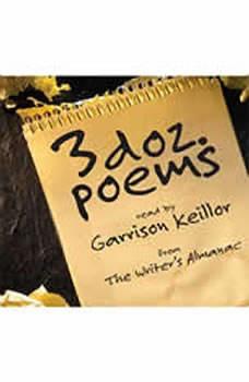 3 Dozen Poems: From the Writer's Almanac, Various