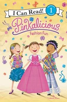 Pinkalicious: Fashion Fun, Victoria Kann