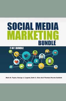 Social Media Marketing Bundle: 3 in 1 Bundle, Twitter, Pinterest, Tribes, Mark N. Taylor