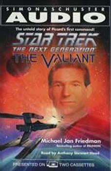 Star Trek, The Next Generation: The Valiant, Michael Jan Friedman
