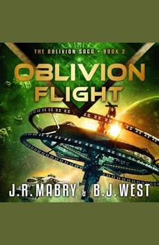 Oblivion Flight, J.R. Mabry & B.J. West