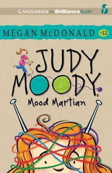 Judy Moody, Mood Martian, Megan McDonald