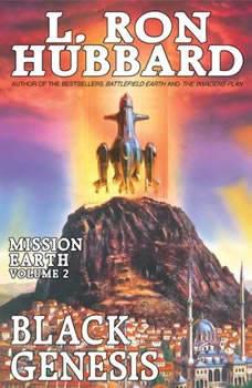 Black Genesis, L. Ron Hubbard