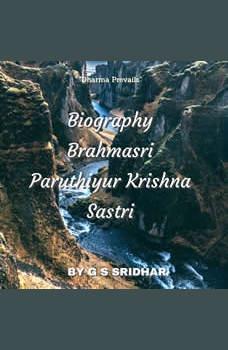 The great krishna shastri, G S SRIDHAR