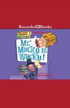 Mr. Macky is Wacky, Dan Gutman