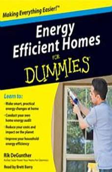 Energy Efficient Homes for Dummies, Rik DeGunther