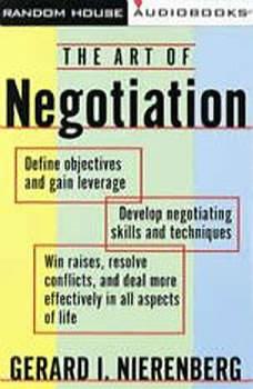 The Art of Negotiation, Gerard I. Nierenberg