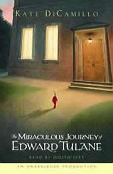 The Miraculous Journey of Edward Tulane, Kate DiCamillo