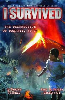 I Survived #10: I Survived the Destruction of Pompeii, A.D. 79, Lauren Tarshis