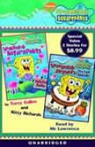 Spongebob Squarepants: Books 7 & 8 #7: SpongeBob Naturepants; #8: SpongeBob Airpants: The Lost Episode, Annie Auerbach