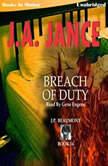 Breach Of Duty, J.A. Jance