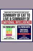 Summary Bundle: Diet & Emotional Intelligence: Includes Summary of Eat to Live & Summary of Emotional Intelligence, Abbey Beathan