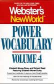 Webster's New World Power Vocabulary, Volume 4, Elizabeth Morse-cluley