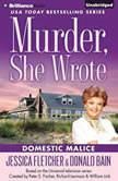 Murder, She Wrote: Domestic Malice, Jessica Fletcher