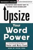 Upsize Your Word Power, Peter Funk