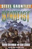 Steel Gauntlet Starfist, Book III, David Sherman